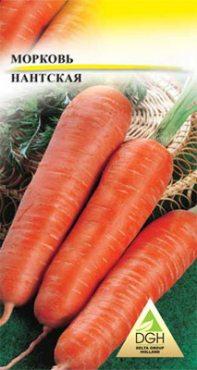 Морковь Нантская (10 г)