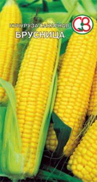 Кукурудза овочева цукрова Брусниця (50 г)