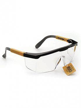 Очки защитные ПРОТЕКТОР, прозрачные (1 шт)