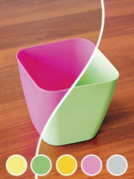 Горшок 5,5 л, розовый (1 шт)